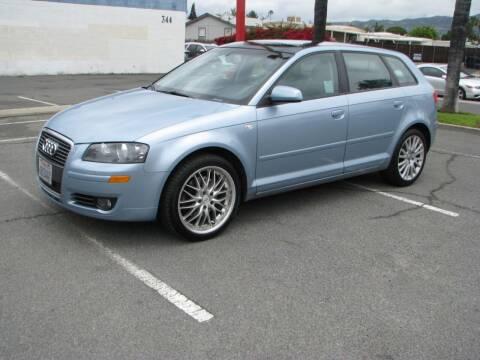2007 Audi A3 for sale at M&N Auto Service & Sales in El Cajon CA