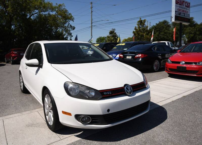 2011 Volkswagen Golf for sale at Grant Car Concepts in Orlando FL