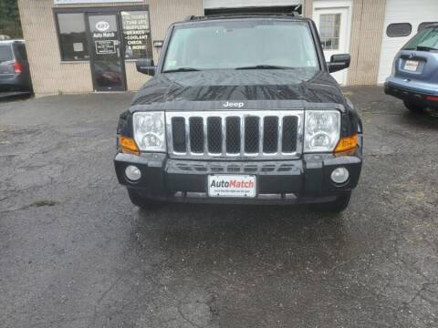 2008 Jeep Commander for sale at Auto Match in Waterbury CT