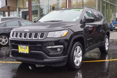 2019 Jeep Compass for sale at Jeremy Sells Hyundai in Edmunds WA