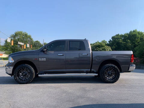 2014 RAM Ram Pickup 1500 for sale at Simple Auto Solutions LLC in Greensboro NC