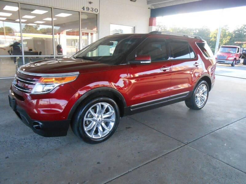 2014 Ford Explorer for sale at Auto America in Charlotte NC