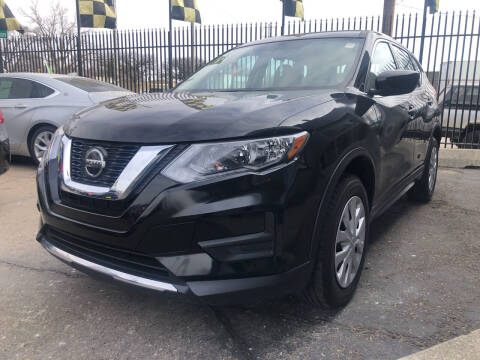 2018 Nissan Rogue for sale at Champs Auto Sales in Detroit MI