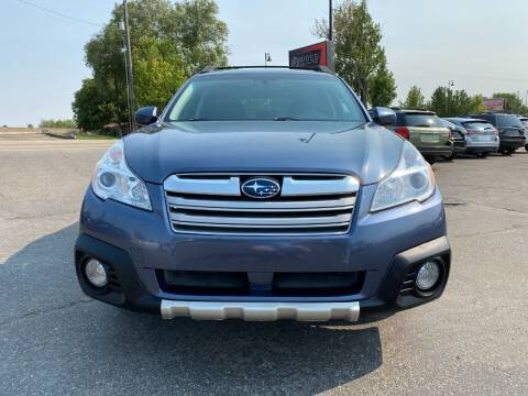 2013 Subaru Outback for sale at Rides Unlimited in Nampa ID