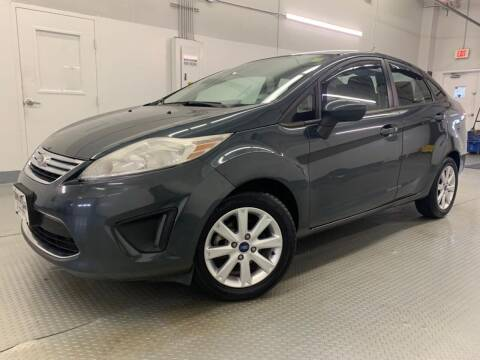 2011 Ford Fiesta for sale at TOWNE AUTO BROKERS in Virginia Beach VA