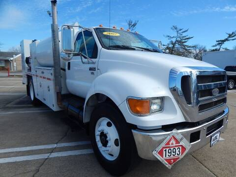 2007 Ford F-750 Super Duty for sale at Vail Automotive in Norfolk VA