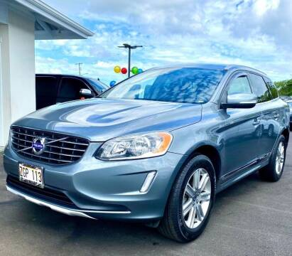 2017 Volvo XC60 for sale at PONO'S USED CARS in Hilo HI
