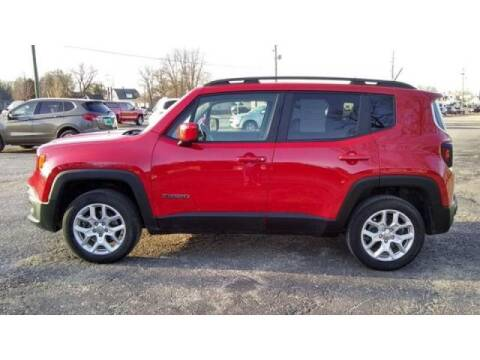 2017 Jeep Renegade for sale at Platinum Car Brokers in Spearfish SD
