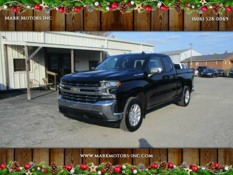 2020 Chevrolet Silverado 1500 for sale at Mark Motors Inc in Gray KY