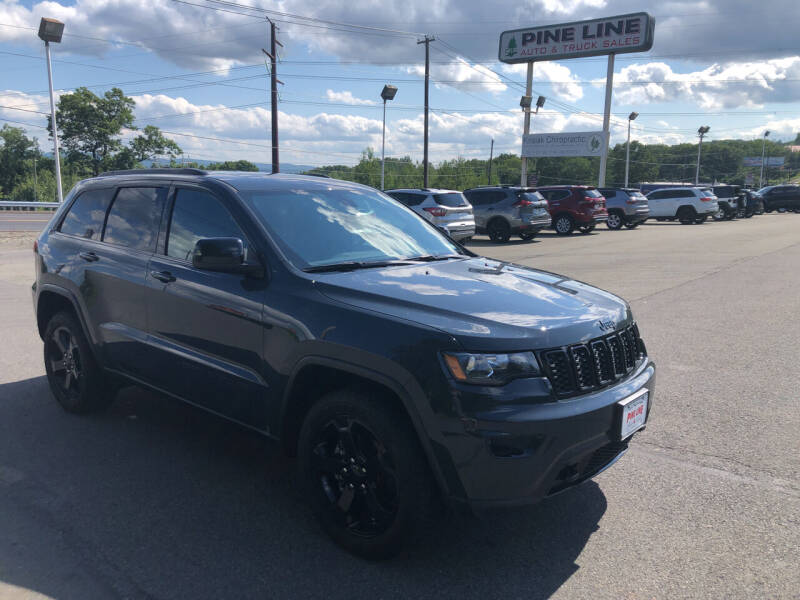 2018 Jeep Grand Cherokee for sale at Pine Line Auto in Olyphant PA