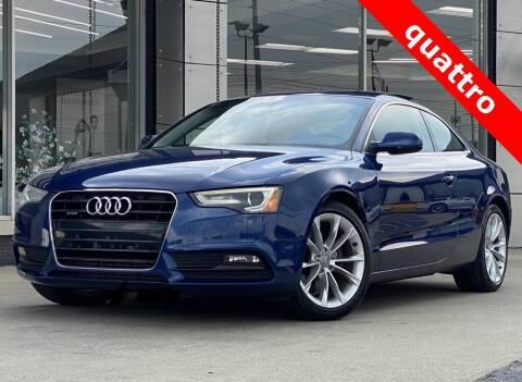 2014 Audi A5 for sale at Carmel Motors in Indianapolis IN