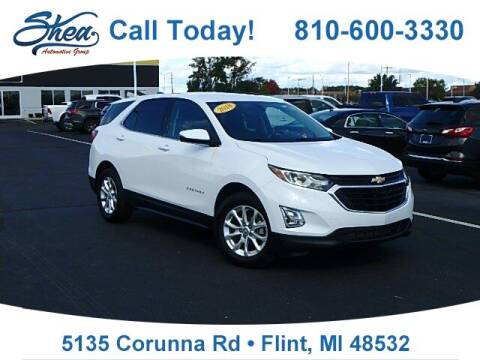 2018 Chevrolet Equinox for sale at Jamie Sells Cars 810 - Linden Location in Flint MI