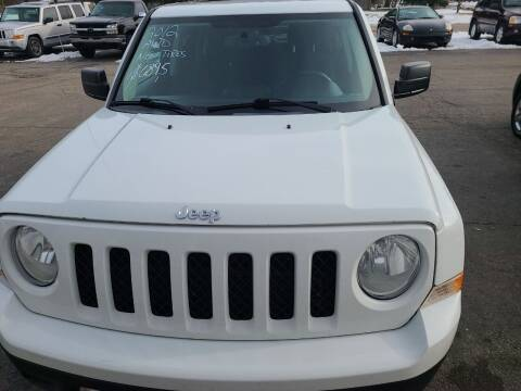 2012 Jeep Patriot for sale at All State Auto Sales, INC in Kentwood MI