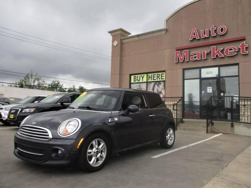 2012 MINI Cooper Hardtop for sale at Auto Market in Oklahoma City OK