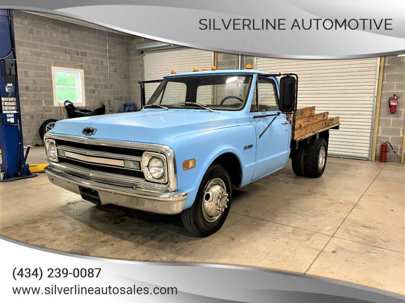 1969 Chevrolet C/K 30 Series for sale at Silverline Automotive in Lynchburg VA
