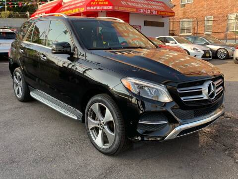 2017 Mercedes-Benz GLE for sale at LIBERTY AUTOLAND INC - LIBERTY AUTOLAND II INC in Queens Villiage NY