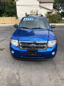 2011 Ford Escape for sale at Car Now LLC in Madison Heights MI