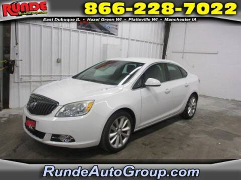 2015 Buick Verano for sale at Runde Chevrolet in East Dubuque IL