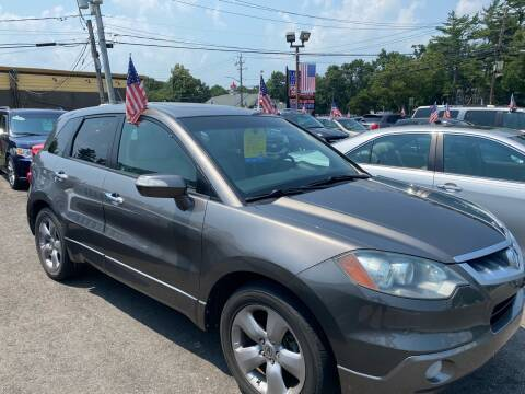 2008 Acura RDX for sale at Primary Motors Inc in Commack NY