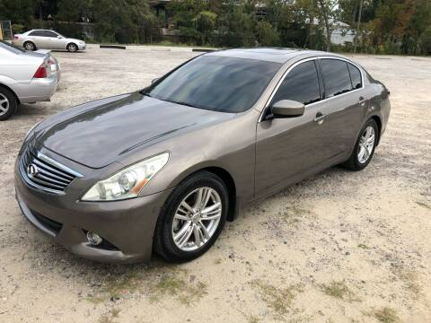 2010 Infiniti G37 Sedan for sale at Hwy 80 Auto Sales in Savannah GA