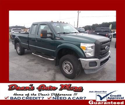 2012 Ford F-250 Super Duty for sale at Dean's Auto Plaza in Hanover PA