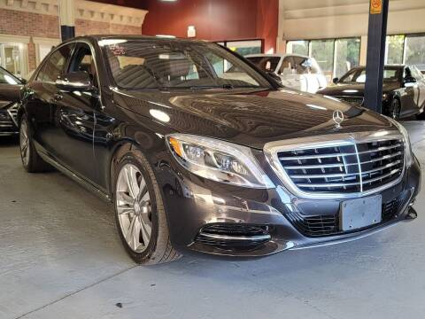 2017 Mercedes-Benz S-Class for sale at AW Auto & Truck Wholesalers  Inc. in Hasbrouck Heights NJ