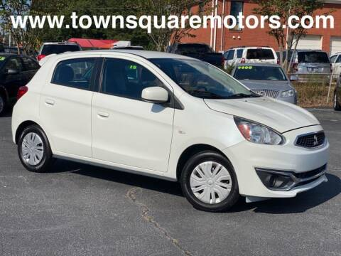2017 Mitsubishi Mirage for sale at Town Square Motors in Lawrenceville GA