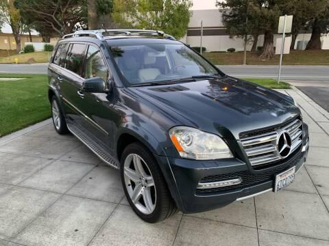 2011 Mercedes-Benz GL-Class for sale at Top Motors in San Jose CA