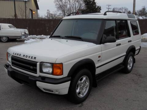 2001 Land Rover Discovery Series II for sale at GLOBAL AUTOMOTIVE in Gages Lake IL