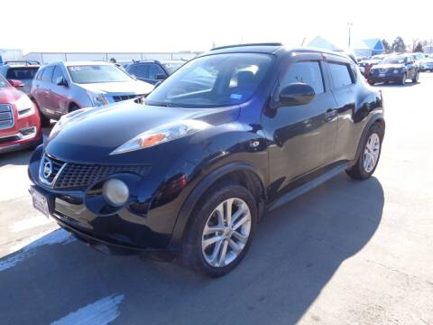 2011 Nissan JUKE for sale at America Auto Inc in South Sioux City NE