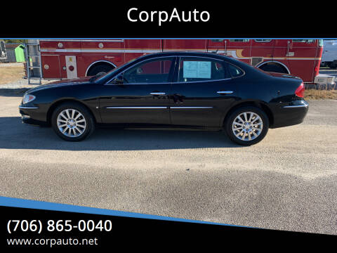 2008 Buick LaCrosse for sale at CorpAuto in Cleveland GA