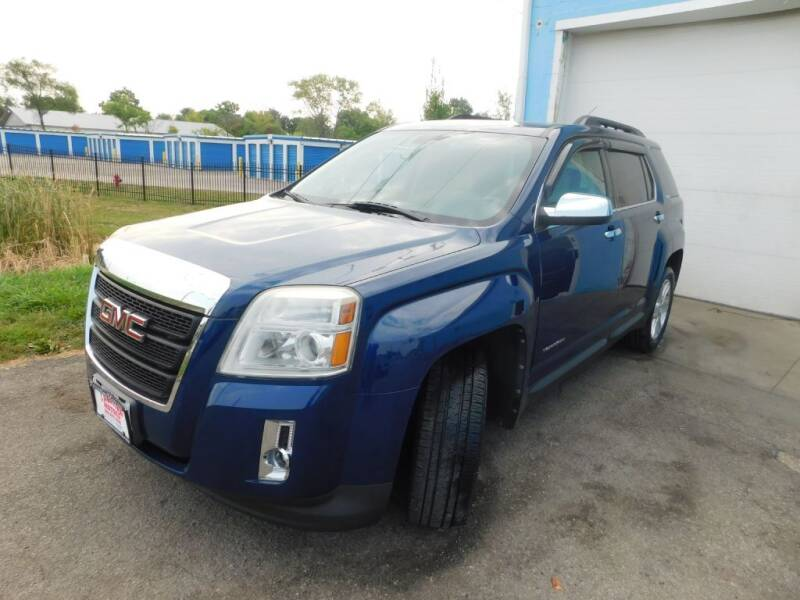 2010 GMC Terrain for sale at Safeway Auto Sales in Indianapolis IN