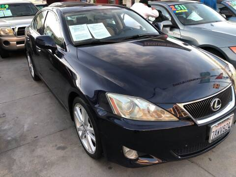 2007 Lexus IS 250 for sale at Excelsior Motors , Inc in San Francisco CA