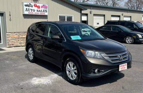 2014 Honda CR-V for sale at QS Auto Sales in Sioux Falls SD