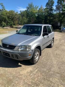 2001 Honda CR-V for sale at Delong Motors in Fredericksburg VA