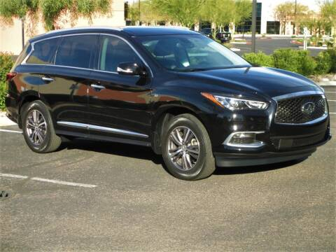 2016 Infiniti QX60 for sale at COPPER STATE MOTORSPORTS in Phoenix AZ