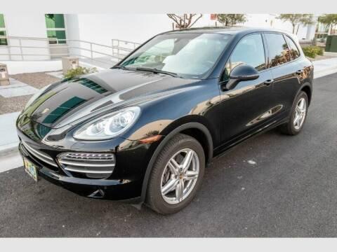 2014 Porsche Cayenne for sale at REVEURO in Las Vegas NV