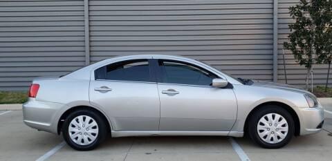 2011 Mitsubishi Galant for sale at AC MOTORCARS LLC in Houston TX