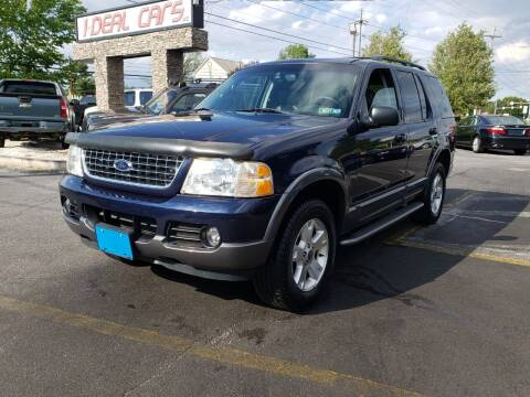 2003 Ford Explorer for sale at I-DEAL CARS in Camp Hill PA