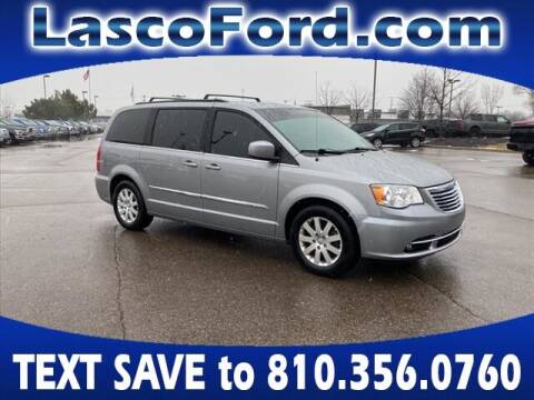 2014 Chrysler Town and Country for sale at LASCO FORD in Fenton MI