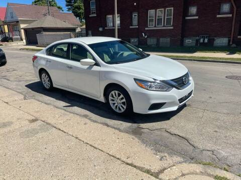 2017 Nissan Altima for sale at Trans Auto in Milwaukee WI