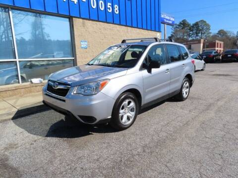 2014 Subaru Forester for sale at Southern Auto Solutions - 1st Choice Autos in Marietta GA