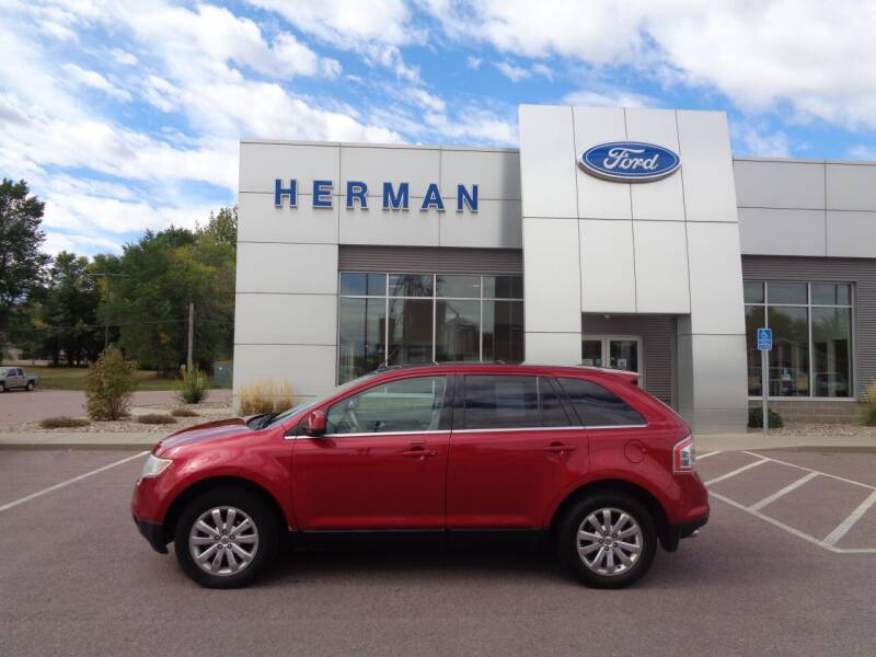 2008 Ford Edge for sale at Herman Motors in Luverne MN