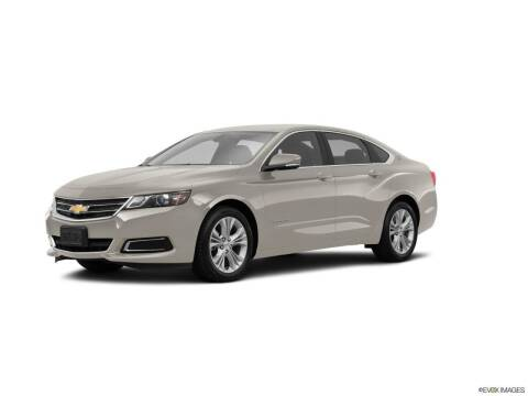 2015 Chevrolet Impala for sale at EDMOND CHEVROLET BUICK GMC in Bradford PA