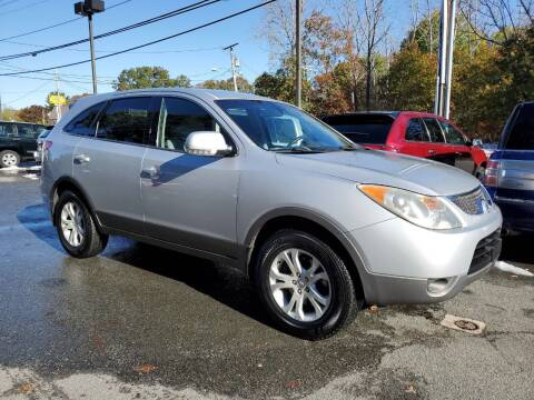 2008 Hyundai Veracruz for sale at Landes Family Auto Sales in Attleboro MA