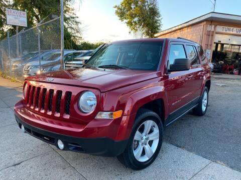 2014 Jeep Patriot for sale at Seaview Motors and Repair LLC in Bridgeport CT