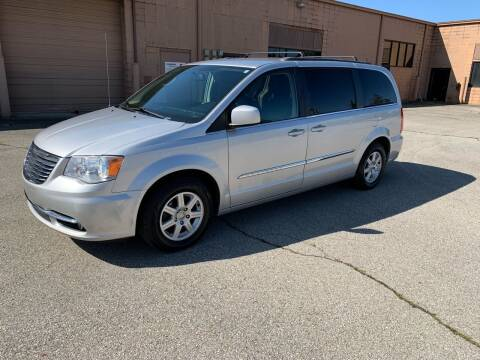2012 Chrysler Town and Country for sale at Certified Auto Exchange in Indianapolis IN