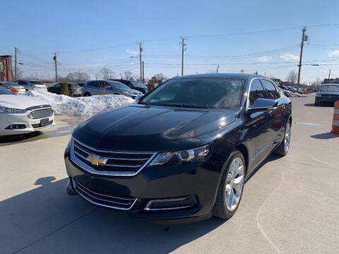 2016 Chevrolet Impala for sale at Crooza in Dearborn MI