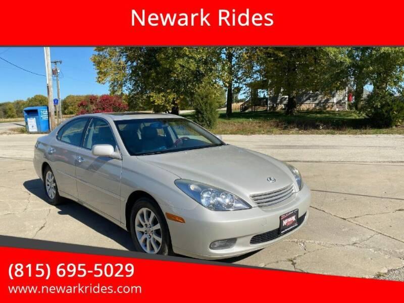 2003 Lexus ES 300 for sale at Newark Rides in Newark IL