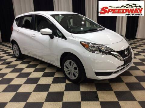 2018 Nissan Versa Note for sale at SPEEDWAY AUTO MALL INC in Machesney Park IL